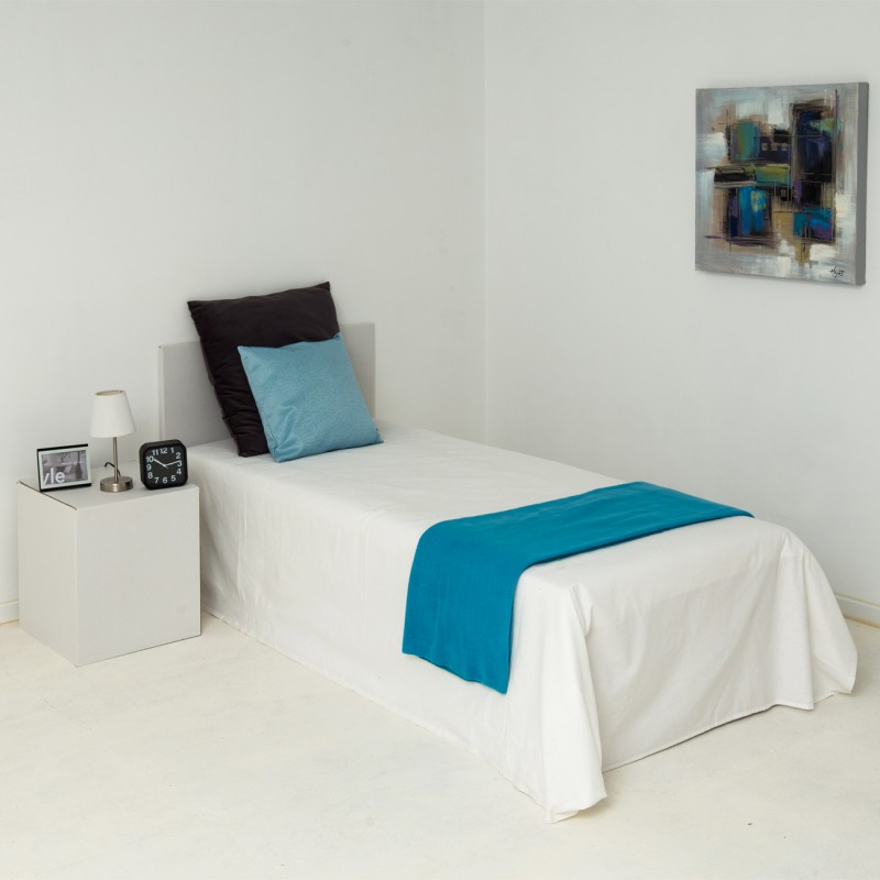 1p-slaapkamer + decoratie huren