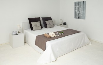 2 P slaapkamer + decoratie huren