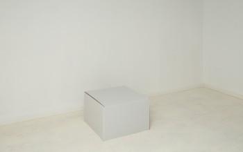 Table basse ou pouf en carton
